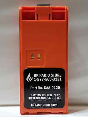 Kng Orange Aa Clamshell Kaa0120 For Relm Bk Radio Kng Series Radios