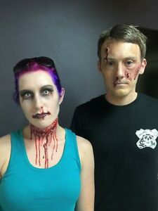 Halloween SFX Makeup Saturday 29th - not many spots left! St Clair Penrith Area Preview