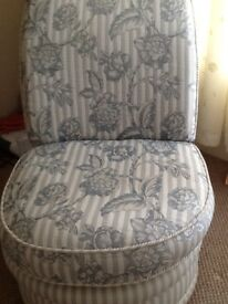 Lovely unusual bedroom chair
