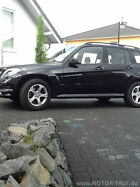 Mercedes GLK X204 220 Bluetec 4MATIC Test