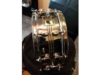 Mapex Black Panther Snare, 14x5.5, New Remo head