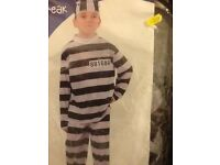 Kids convict costume