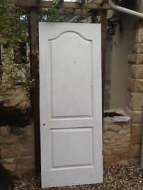 Wooden internal door