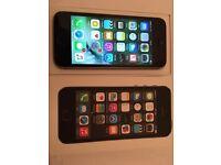 iPhone 5s 16GB EE T-mobile Virgin Black boxed