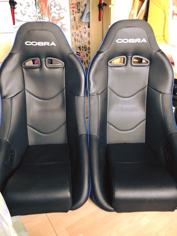 Pair Of Cobra Clubman Bucket Seats In High Wycombe Buckinghamshire Gumtree