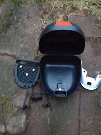 Original Peugeot 50cc vclic storage box