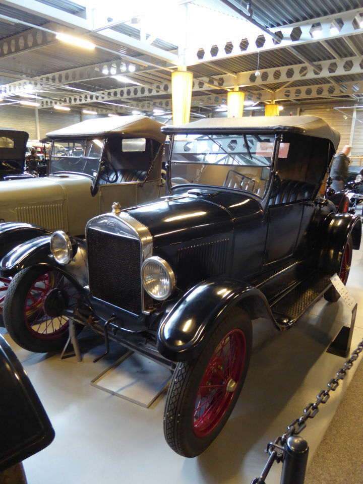 Ford T Runabout 1927