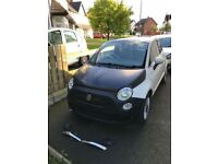 2009 Fiat 500 Lounge 1.2 Petrol///Low miles///