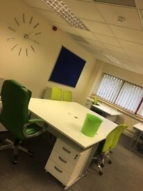 Office Space, Brilliant Location, Great Rates - Room or Desks Available - Short or Long term