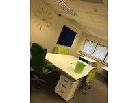 Office Space, Brilliant Location, Great Rates - Room or Desks Available - **Offer Now 1st Month!**