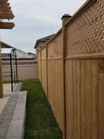 Quality Fence Deck and Pergola Installation. Competitive Rates