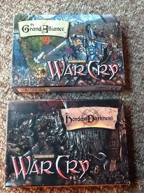 Warhammer Warcry card game