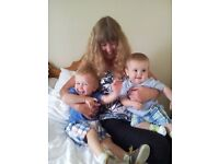 mature experienced qualified teacher / mother and grandmother available for babysitting .