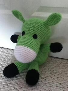 Cute Handmade Donkey Stuffed Animal SALE!!!! (THIS WEEK ONLY!!!) Kitchener / Waterloo Kitchener Area image 1