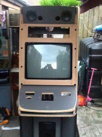 Arcade Retro Cabnet Mane Project