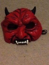 Demon mask