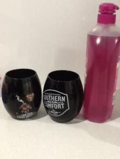 SOUTHERN COMFORT GLASSES