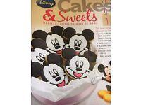 Disney Cakes & Sweets magazines