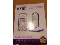 Baby video monitors BT 630
