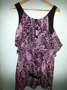 Crossroads Workwear Cold Shoulder Topsize 16 Brand New RRP $39.95 Kelso Townsville Surrounds Preview