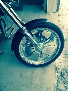1997 Harley Davidson softail  is sold pending final payment