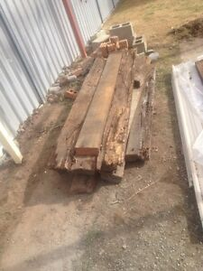 Hard wood railway sleepers Lithgow Lithgow Area Preview