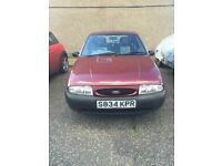 Ford Fiesta 1.4 Petrol 3 Door