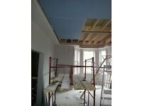 AVAILABLE--PLASTERER --TOP FINISH