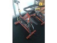 Pulse E Range Spin Bike