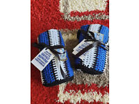 Footy Baby Blankets