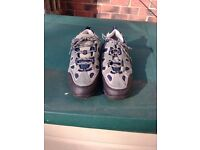 M & S trainers, used once.