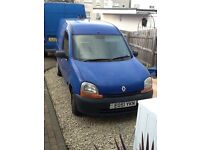 Renault kangoo, spares repair