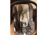 Cybex Car Seat with ISO fix