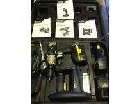 McAlister drill set