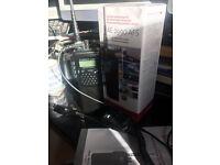 Albrecht AE 2990 AFS, 10/11/12 Meter Handheld radio AM/FM/SSB & Extras
