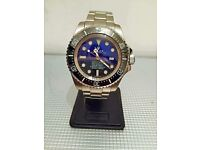 Rolex sea dweller James Cameron model
