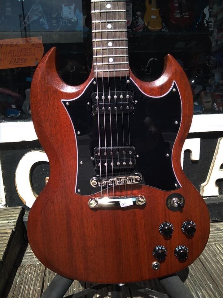 Gibson SG Faded 2018 | in Camden, London | Gumtree