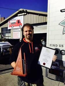 Food Truck Builder -  National Winner 2016 Melbourne CBD Melbourne City Preview