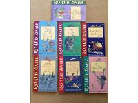 Roald Dahl - Twits, Witches, Charlie & Choc Factory etc x 7