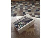 Apple I phone 4s black o2