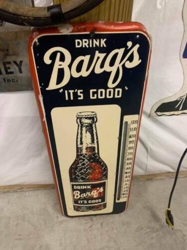 Vintage Barq