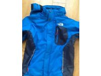 Genuine north face jacket age 13 and it excellent condition for your child