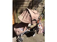 Pushchair iSafe