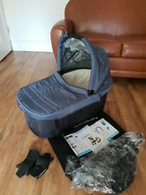 Uppababy Vista Bassinet Carrycot Only - Cole Blue