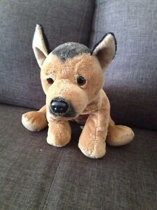 German Shepherd Soft Toy California Gully Bendigo City Preview