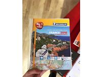 Michelin France Tourist and Motoring Atlas 2016