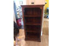 Beautiful Teak Wood Bookcase