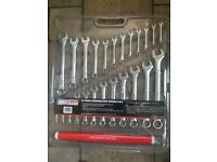 Never used spanners