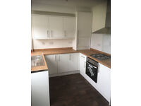 Lovely Two Bedroom Flat for rent in Cleland. Nice area. Back and front gardens