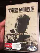 HBO The Wire Complete Season Two !!! Mount Druitt Blacktown Area Preview